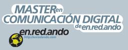 Màster en Comunicación digital en.red.ando
